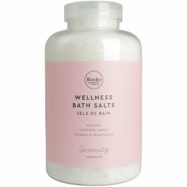Rocky Mountain Soap Co. Aromatherapy Serenity Salts