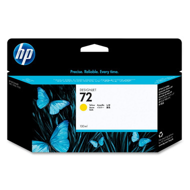 HP C9373A Yellow Ink Cartridge