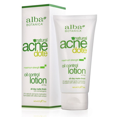 Alba Botanica Natural ACNEdote Oil Control Lotion