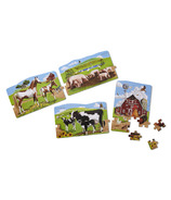 Melissa & Doug Farm Linking Floor Puzzle