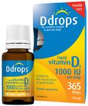 Ddrops Liquid Vitamin D3