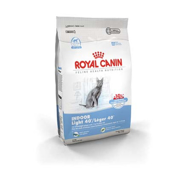 buy royal canin indoor light 40 at free shipping 35 in canada. Black Bedroom Furniture Sets. Home Design Ideas