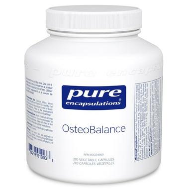 Pure Encapsulations OsteoBalance
