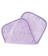 Danielle Erase Your Face Makeup Removing Cloth Purple