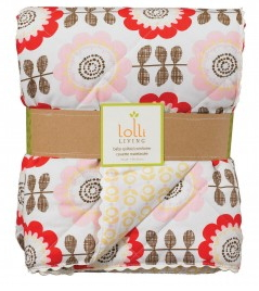 Buy Lolli Living Scarlet Stella Quilted Comforter At Well