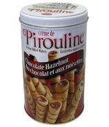 Creme de Pirouline Chocolate Hazelnut Cookies