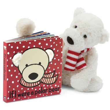 Jellycat If I Were a Polar Bear Book