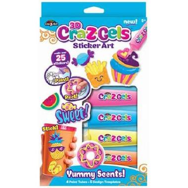 Cra-Z-Art Cra-Z-Gels Yummy Scents