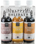 Wildly Delicious Infused Balsamic Vinegar Holiday Trio