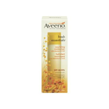 Aveeno Fresh Essentials Nourishing Moisturizer