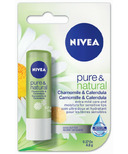 Nivea Pure & Natural Lip Care