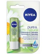 Nivea Pure & Natural Lip Care