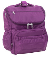 Lug Pitter Patter Carry-All Backpack Plum Purple