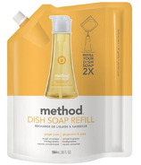 Method Dish Soap Refill in Ginger Yuzu