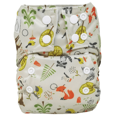 Omaiki All-in-One Diaper Boreal