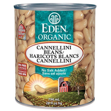 Eden Foods Organic Cannellini Beans