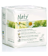 Naty Nature Womencare Organic Sanitary Napkins Normal