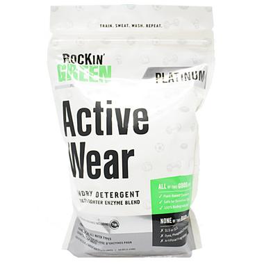 Rockin Green Platinum Series Active Wear Detergent