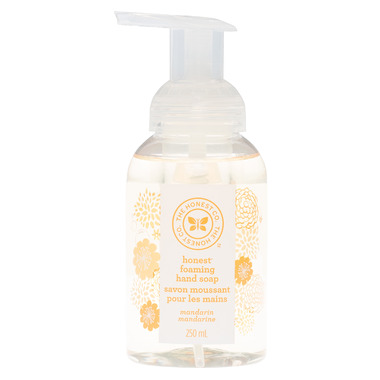The Honest Company Honest Foaming Hand Soap in Mandarin Scent