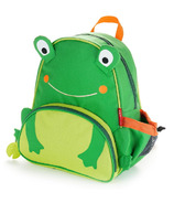 Skip Hop Zoo Packs Little Kid Backpack Frog Design