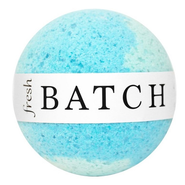 Fresh Batch Eucalyptus Spearmint Bath Bomb