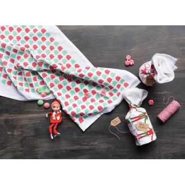 Now Designs Peppermint Pop Tea Towel Set