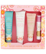 Pacifica Good Karma Skincare Set