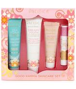 Pacifica Good Karma Skincare Set
