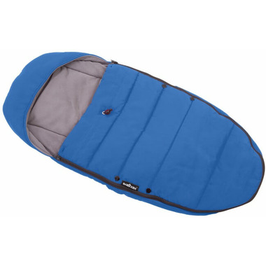 BabyZen Footmuff Blue
