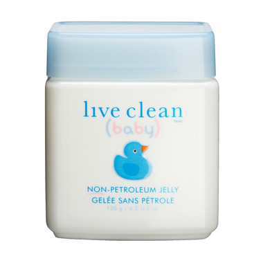 Live Clean Baby Non-Petroleum Jelly