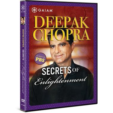 Deepak Chopra - Secrets Of Enlightenment