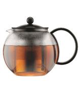 Bodum ASSAM Tea press with Stainless Steel Filter Black