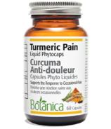 Botanica Turmeric Pain Liquid Phytocaps