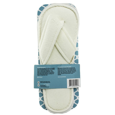Urban Spa Foot Therapy Kit with Slippers