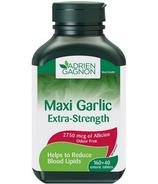 Adrien Gagnon Maxi Garlic Extra Strength