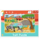 Trefl Puzzle Frame Safari