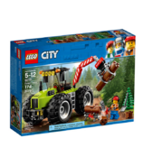 LEGO Forest Tractor