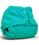Kanga Care Rumparooz Newborn Diaper Cover Snap Closure Peacock