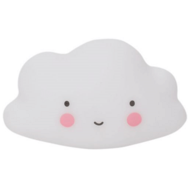 A Little Lovely Company Cloud Bath Toy