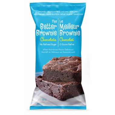 The Better Brownie Double Chocolate