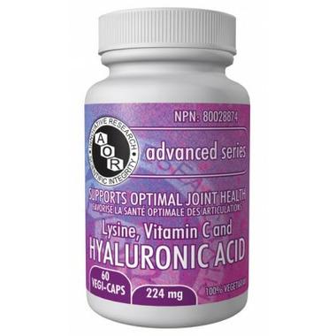 AOR Lysine, Vitamin C and Hyaluronic Acid