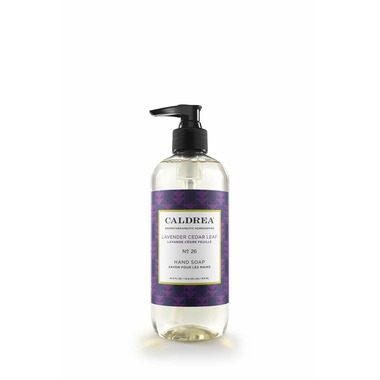Caldrea Hand Soap Lavender Cedar Leaf