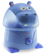 Crane Cool Mist Adorable Hippo Humidifier
