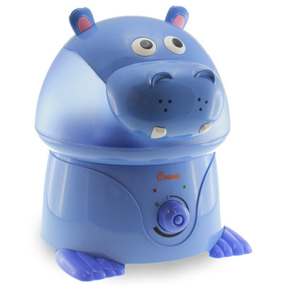 Buy Crane Cool Mist Adorable Hippo Humidifier Online In