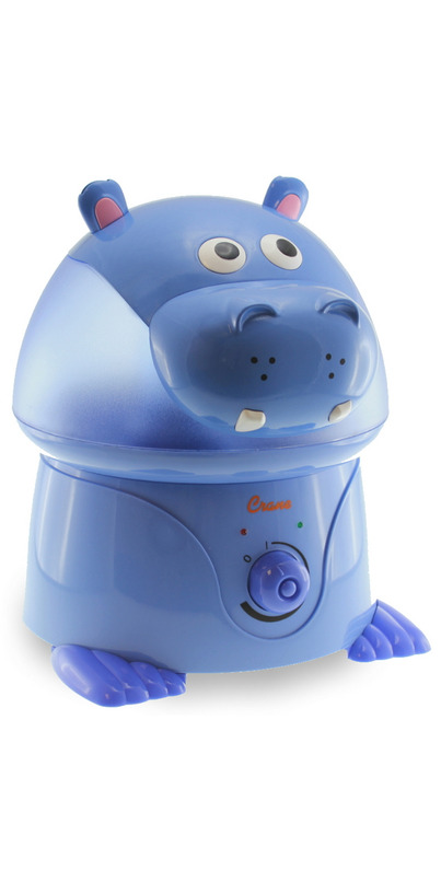Buy Crane Cool Mist Adorable Hippo Humidifier At Well Ca