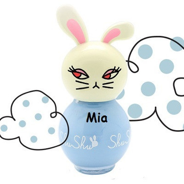 ShuShu Cloud in the Sky Mia Regular Nail Polish