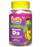 Webber Naturals Vitamin D3 Gummies