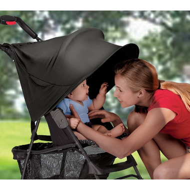 Summer Infant Rayshade UV Protective Stroller Sun Cover Single