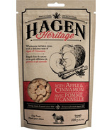 Hagen Heritage Oatmeal Dog Treats Apple & Cinnamon