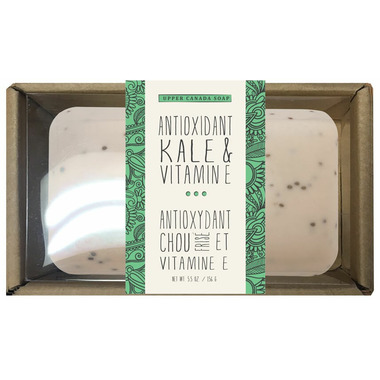 Naturally Upper Canada Soap Bar Antioxidant